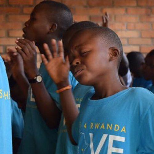 Acts4Rwanda Pray Mobile