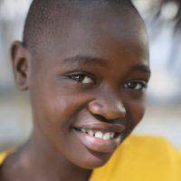 Acts4Rwanda Yellow Shirt Girl